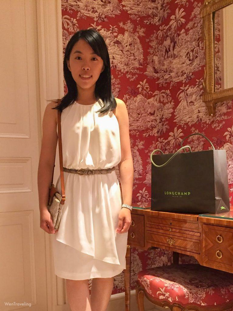 Paris Epicure.fancy attire