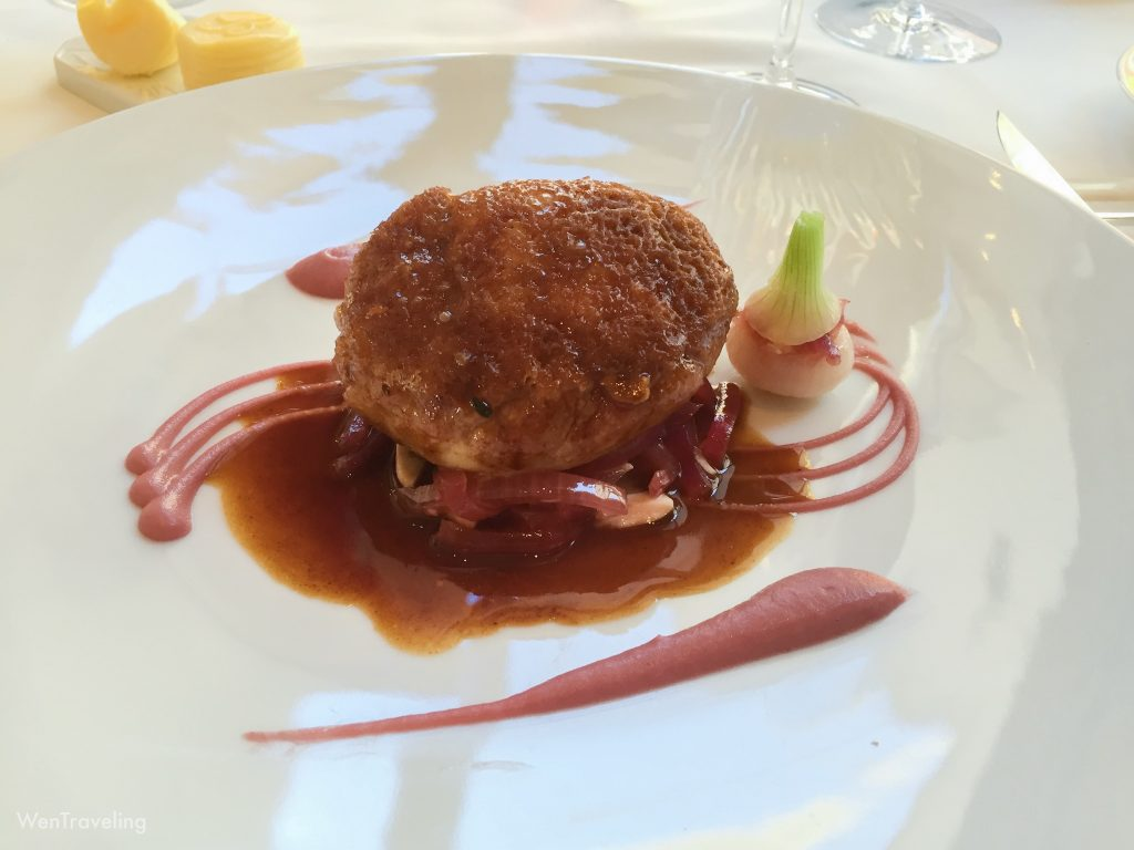 Paris Epicure.Veal Sweetbreads